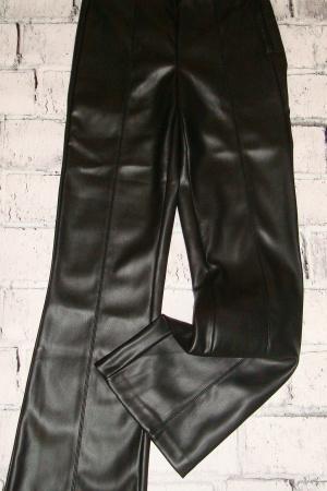 Леггинсы кожаные женские Zara Испания - Зара ZR1020-w-S #2